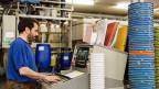 Zwei Drittel der IT-Fachleute arbeiten nicht in der IT-Branche, sondern in der Industrie. Bild: Eine Textilfabrik im Kanton Glarus.
