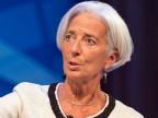 Christine Lagarde, geschäftsführende Direktorin des Internationalen Währungsfonds.