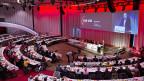 Der Kongress der Schweizerischen Gewerkchaftsbundes findet am 23. und 24. Oktober in Bern statt.