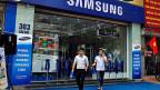 Samsung sieht im  Preiszerfall bei den Smartphones den Hauptgrund für den Gewinneinbruch.