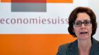 Economiesuisse-Direktorin Monika Rühl.