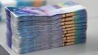 Banknoten.