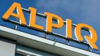 Das Logo des Stromkonzerns Alpiq.