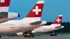 Ein bisschen Luxus - und ein bisschen billig: Die Sowohl-als-auch-Strategie der Fluggesellschaft Swiss.