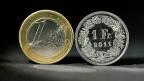 Der Franken stärkelt - wie lange noch, hängt auch von der Europäischen Zentralbank ab.