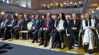 An der Generalversammlung der SNB im Berner Casino. 24.04.2015.
