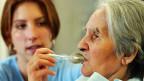 Es braucht 20 Milliarden Franken, um genügend Plätze in Pflegeheimen zu schaffen, zeigt eine Studie der Credit Suisse.