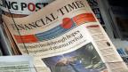 Die «Financial Times» hat in den vergangenen fünf Jahren ihre Auflage um 30 Prozent auf 737'000 Exemplare gesteigert. Die Zahl der Digital-Abos ist ebenfalls stark gewachsen.