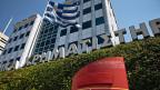 Absturz mit Ansage: In Griechenland öffnet die Börse nach einem gutem Monat Zwangspause und sackt dann um 23 Prozent ab.