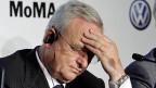 Schneller Abgang bei VW: Martin Winterkorn tritt zurück.