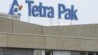 Die Tetra Pak Fabrik im friburgischen Romont.