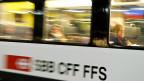 «Ein zusätzlicher Stellenabbau dürfte notwendig sein», sagt die SBB bei der Präsentation ihres Programms «Rail-Fit 20/30».