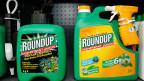 Das Produkt «Roundup» von Monsanto ist der wahrscheinlich bekannteste Unkrautvertilger mit dem Wirkstoff Glyphosat.