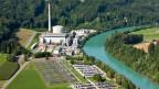 Das Atomkraftwerk Mühleberg im Kanton Bern wird voraussichtlich 2019 vom Netz gehen.