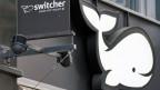 Das Logo der Schweizer Bekleidungsfirma Switcher.