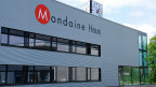 Die neue «Mondaine»-Fabrik in Biberist im Kanton Solothurn.