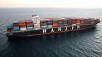 Die internationale Containerschiffahrt steckt ernsten Schwierigkeiten. Zu viele Schiffe, zu wenig Nachfrage.
