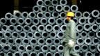 Die Stahlindustrie kämpft dagegen, dass China im Dezember von der WTO als Marktwirtschaft anerkannt wird.