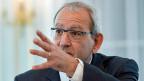 Botschafter Alexander Karrer vom Staatssekretariat für internationale Finanzfragen nimmt den Länderbericht ernst. Das Schweizer Abwehr-Dispositiv gegen Geldwäscherei werde darin korrekt dargestellt.