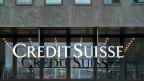 Das Credit-Suisse-Gebäude in Zürich Oerlikon.