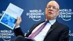 Klaus Schwab, der Vater des «World Economic Forum» in Davos.