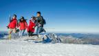 Heutige Touristen sind deutlich anspruchsvoller als noch vor 100 Jahren. Sie in die Schweiz zu locken, ist es entsprechend auch. Bild: Chinesische Touristen auf dem Titlis.