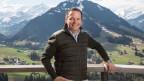 Andrea Scherz – Hoteldirektor des Palace in Gstaad in dritter Generation.