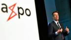 Andrew Walo, CEO Axpo Holding AG orientiert an einer Medienkonferenz in Zürich über das vergangene Geschäftsjahr.