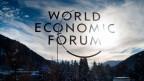 Das Logo der 49. Jahrestagung des World Economic Forum, WEF, in Davos.