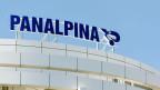 Panalpina-Logo am Hauptsitz in Basel.