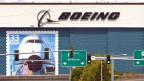 Boeing-Werk in Everett im US-Bundesstaat Washington.