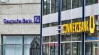 Werden die beiden deutschen Banken fusionieren?