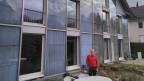 Ruedi Kriesi, der Erbauer der Boller-Häusern in Wädenswil.