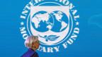 Die Geschäftsführerin des Internationalen Währungsfonds (IWF), Christine Lagarde.