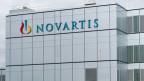 Ein Produktionswerk von Novartis in Stein.