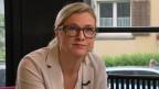 Nicole Burth, Chefin von Adecco Schweiz.