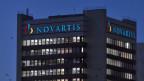 Novartis-Campus in Basel.