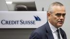 Thomas Gottstein, der neue CEO der Schweizer Bank Credit Suisse.
