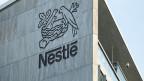 Am Hauptsitz von Nestlé in Vevey.