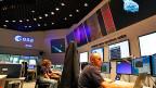 Im Kontrollraum der ESA in Darmstadt muss am Mittwoch Hochbetrieb herrschen.