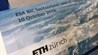 Mit dem neuen «Business Incubation Center» der ESA an der ETH Zürich sollen weitere Innovationen den Weg vom All auf die Erde schaffen.