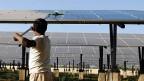 Klimasünderin Indien könnte schon bald ohne Kohle auskommen – dank Sonnen- und Windenergie.