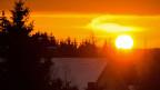 Die Sonne und ihr Einfluss auf das Klima war Thema einer Schweizer Studie.