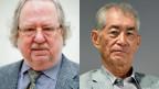 Der US-Amerikaner James P. Allison (li.)und der Japaner Tasuku Honjo.