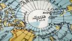 Der Nordpol wander Richtung Osten.