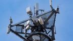 5G-Antenne in Bern. Symbolbild.
