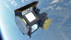 Cheops, der Exoplaneten-Beobachtungssatellit der Europäischen Weltraumorganisation (ESA).