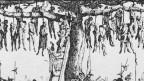 Jacques Callot: «Der Galgenbaum», Radierung von 1632.