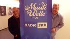 Freddy Sahin-Scholl zu Gast bei Martin Witter im Musik-Brunch von SRF Musikwelle.