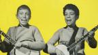 Jan & Kjeld auf ihrem Höhepunkt ihrer Karriere in den Sechzigern.